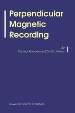 Khizroev, Sakhrat - Perpendicular Magnetic Recording, ebook