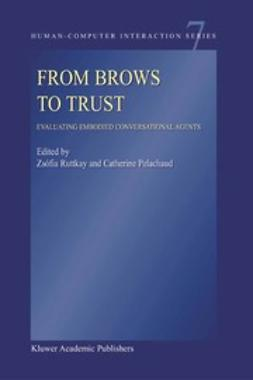 Pelachaud, Catherine - From Brows to Trust, ebook