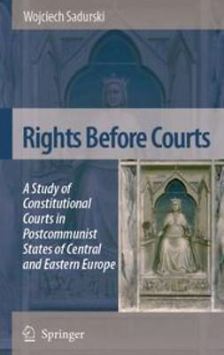 Sadurski, Wojciech - Rights Before Courts, ebook