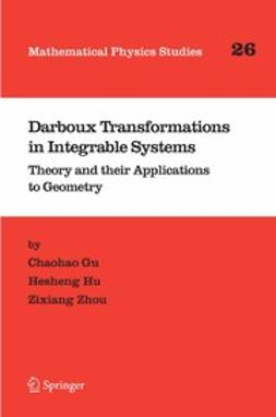 Gu, Chaohao - Darboux Transformations in Integrable Systems, e-bok
