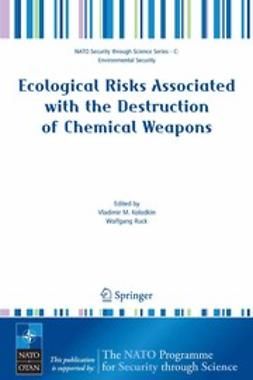 Kolodkin, Vladimir M. - Ecological Risks Associated with the Destruction of Chemical Weapons, ebook