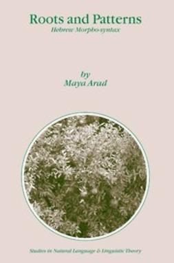 Arad, Maya - Roots and Patterns, ebook