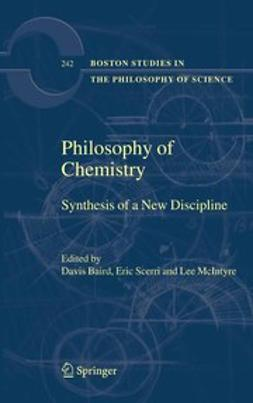 Baird, Davis - Philosophy Of Chemistry, ebook