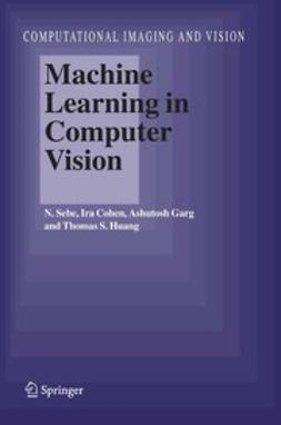 Cohen, Ira - Machine Learning in Computer Vision, e-kirja