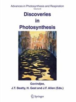 Allen, John F. - Discoveries in Photosynthesis, ebook