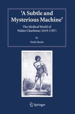 Booth, Emily - A Subtle and Mysterious Machine, ebook