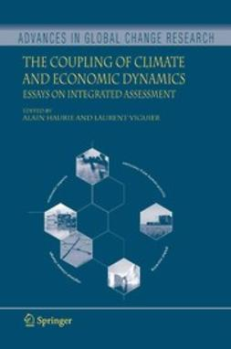 Haurie, Alain - The Coupling of Climate and Economic Dynamics, ebook