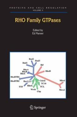 Manser, Ed. - RHO Family GTPases, ebook