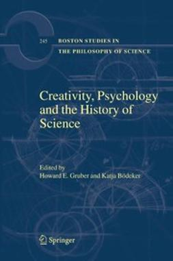 Bödeker, Katja - Creativity, Psychology and the History of Science, ebook