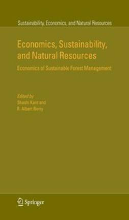 Berry, R. Albert - Economics, Sustainability, and Natural Resources, ebook