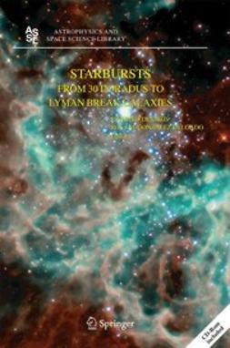 Delgado, Rosa M. González - Starbursts, ebook