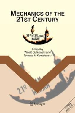 Gutkowski, Witold - Mechanics of the 21st Century, ebook