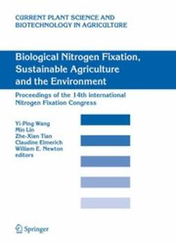 Elmerich, Claudine - Biological Nitrogen Fixation, Sustainable Agriculture and the Environment, ebook