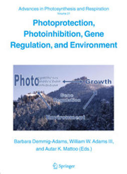 Adams, William W. - Photoprotection, Photoinhibition, Gene Regulation, and Environment, e-bok