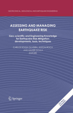 Goula, Xavier - Assessing and Managing Earthquake Risk, ebook