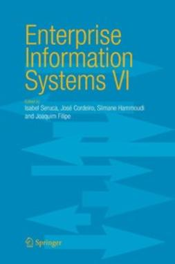 Cordeiro, José - Enterprise Information Systems VI, ebook