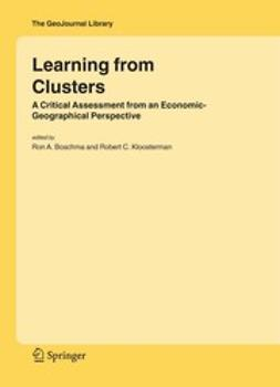 Boschma, Ron A. - Learning from Clusters, ebook