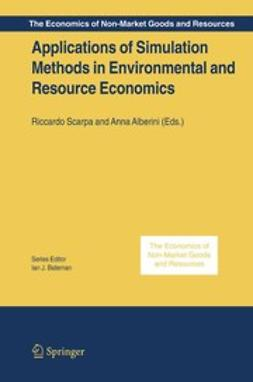 Alberini, Anna - Applications of Simulation Methods in Environmental and Resource Economics, ebook