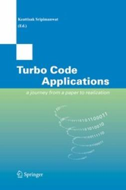 Sripimanwat, Keattisak - Turbo Code Applications, ebook