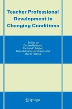 Beijaard, Douwe - Teacher Professional Development in Changing Conditions, e-bok