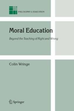 Wringe, Colin - Moral Education, ebook