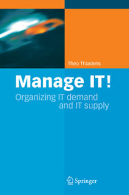 Thiadens, Theo - Manage IT!, ebook
