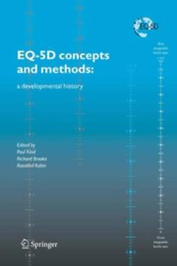 EQ-5D concepts and methods: A developmental history