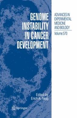 Back, Nathan - Genome Instability in Cancer Development, ebook