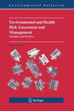 Ricci, Paolo F. - Environmental and Health Risk Assessment and Management, ebook