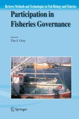 Gray, Tim S. - Participation in Fisheries Governance, ebook