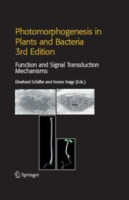 NAGY, FERENC - PHOTOMORPHOGENESIS IN PLANTS AND BACTERIA, ebook