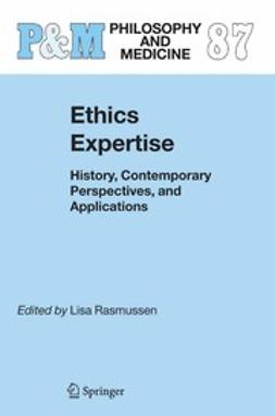 Rasmussen, Lisa - Ethics Expertise, ebook