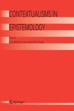 Brendel, Elke - Contextualisms in Epistemology, ebook