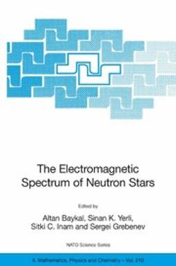 Baykal, Altan - The Electromagnetic Spectrum of Neutron Stars, ebook