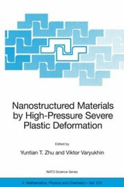 Varyukhin, Viktor - Nanostructured Materials by High-Pressure Severe Plastic Deformation, e-bok