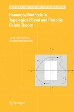 Jezierski, Jerzy - Homotopy Methods in Topological Fixed and Periodic Points Theory, ebook