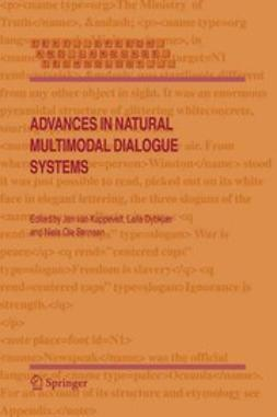 Bernsen, Niels Ole - Advances in Natural Multimodal Dialogue Systems, ebook