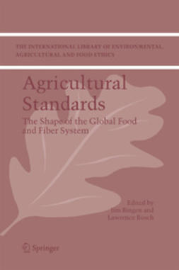 Bingen, Jim - Agricultural Standards, ebook