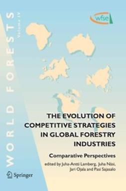 Lamberg, Juha-Antti - The Evolution of Competitive Strategies in Global Forestry Industries, ebook