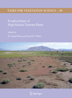 Ecophysiology of High Salinity Tolerant Plants