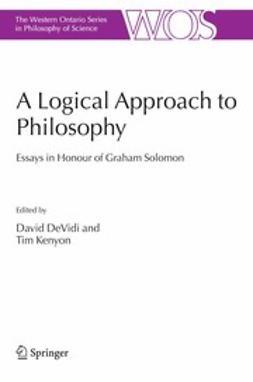 Devidi, David - A logical Approach to Philosophy, ebook