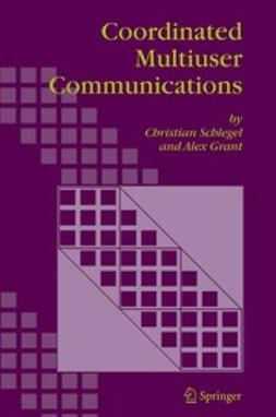 Grant, Alex - Coordinated Multiuser Communications, ebook