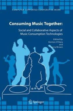 Brown, Barry - Consuming Music Together, ebook