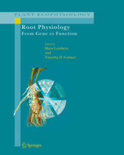 Colmer, Timothy D. - Root Physiology: from Gene to Function, e-bok