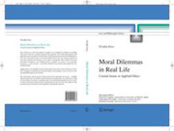 EZRA, OVADIA - MORAL DILEMMAS IN REAL LIFE, ebook