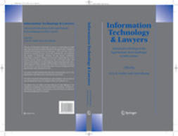 Lodder, Arno R. - Information Technology and Lawyers, ebook