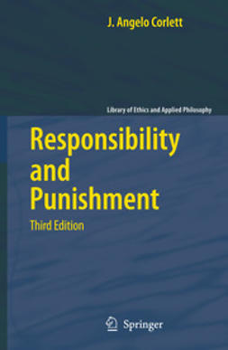 Corlett, J. Angelo - Responsibility And Punishment, ebook
