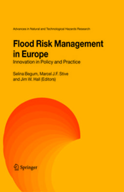 Begum, Selina - Flood Risk Management in Europe, e-bok