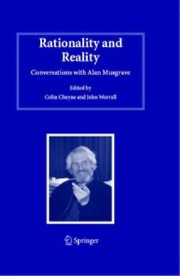 Cheyne, Colin - Rationality and Reality, e-bok