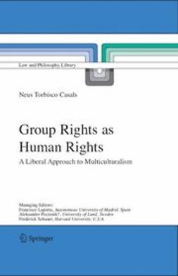 CASALS, NEUS TORBISCO - Group Rights as Human Rights, ebook